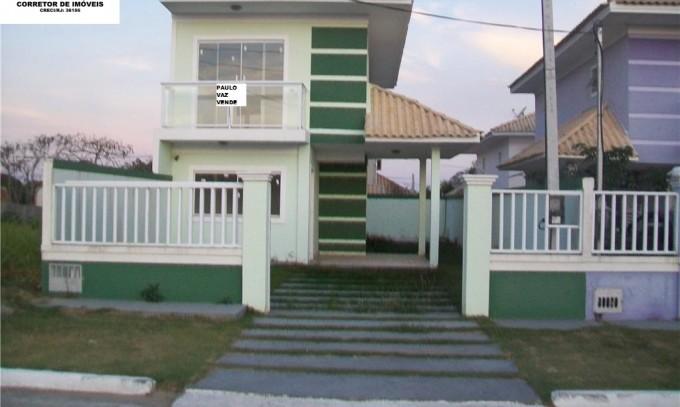 Casa Duplex Nova Independente – Araruama – RJ – Pontinha – 2 Quartos, sendo 1 Suíte !
