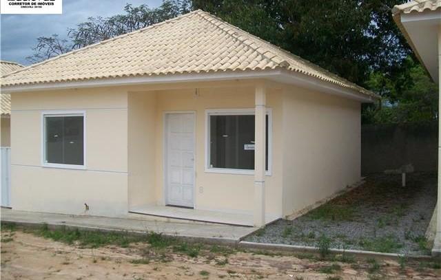 Vendo Casas Novas – Araruama-RJ – Outeiro – 2 quartos com suíte – R$ 140 mil !