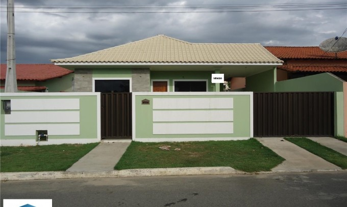 Casa Nova – Araruama-RJ – Vila Capri III – 2 quartos(1 suíte) – R$ 260 mil