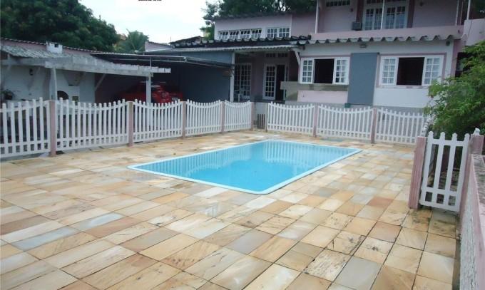Ótima Casa Duplex Araruama RJ Areal 3 Quartos Sendo 2 Suítes Piscina