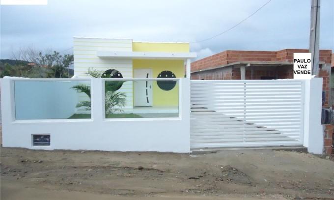 Linda Casa em Araruama RJ Iguabinha 2 Quartos Sendo 1 Suíte