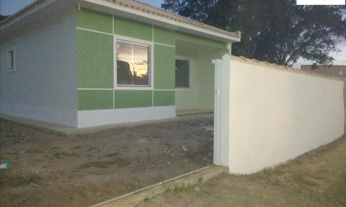 Minha Casa Minha Vida Araruama RJ Engenho Grande 2 Quartos Sendo 1 Suíte