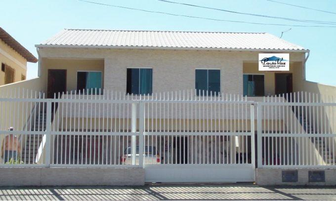 Alugo Casa Sobrado Centro Araruama RJ Perto da HC Lagos(UNIMED) 2 Suítes Garagem R$ 1500 ALGCS516