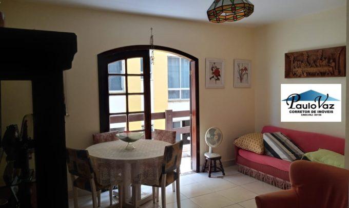 Vendo Apartamento Centro Araruama RJ 2 Quartos Sendo 1 Suíte #VDAP357